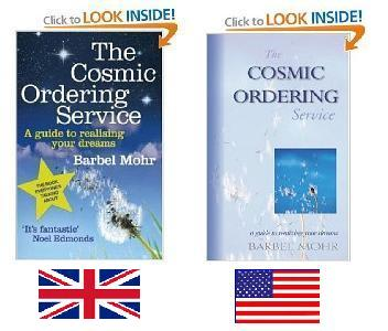 cosmic ordering service, law of attraction, personal development planet