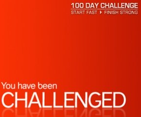 100 Day Challenge, The Goals Guy, goals guy review